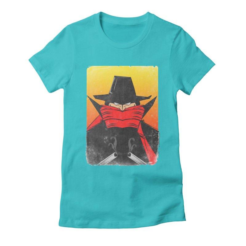 The Shadow Women's T-Shirt by TheImaginativeHobbyist's Artist Shop