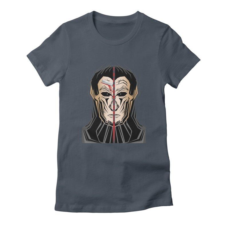 PUNISHER  Women's T-Shirt by TheImaginativeHobbyist's Artist Shop
