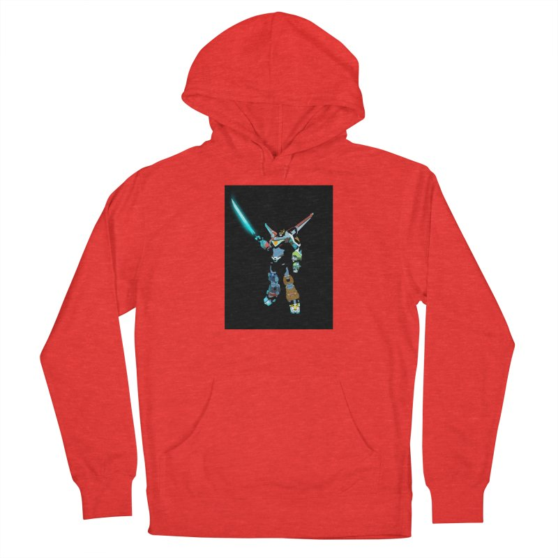 VOLTRON Men's Pullover Hoody by TheImaginativeHobbyist's Artist Shop