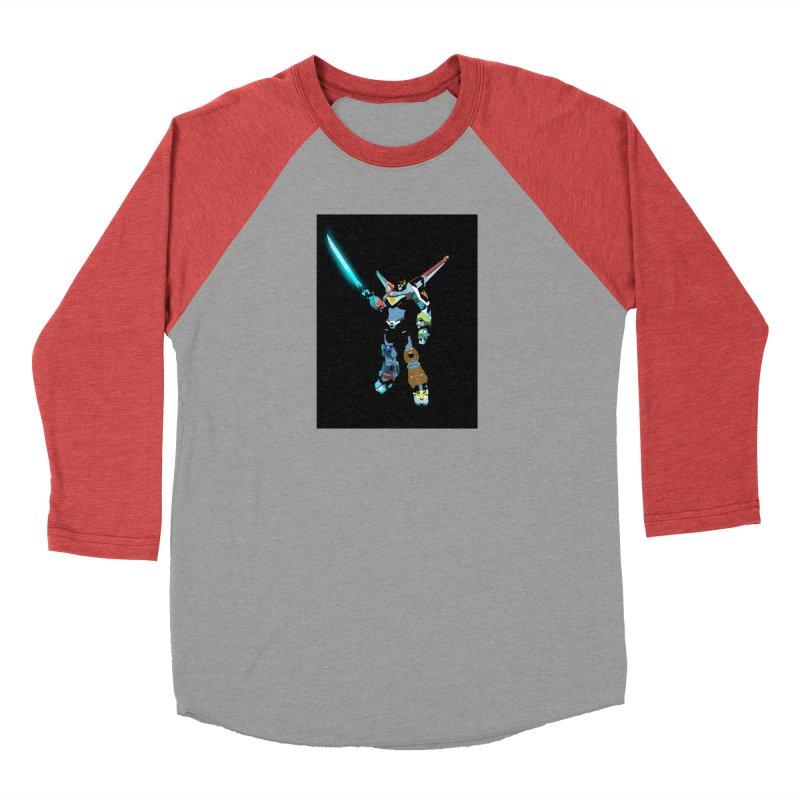 VOLTRON Women's Longsleeve T-Shirt by TheImaginativeHobbyist's Artist Shop