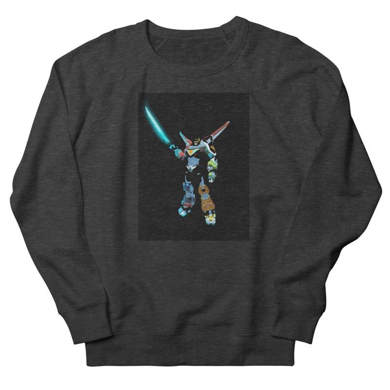 VOLTRON Women's Sweatshirt by TheImaginativeHobbyist's Artist Shop
