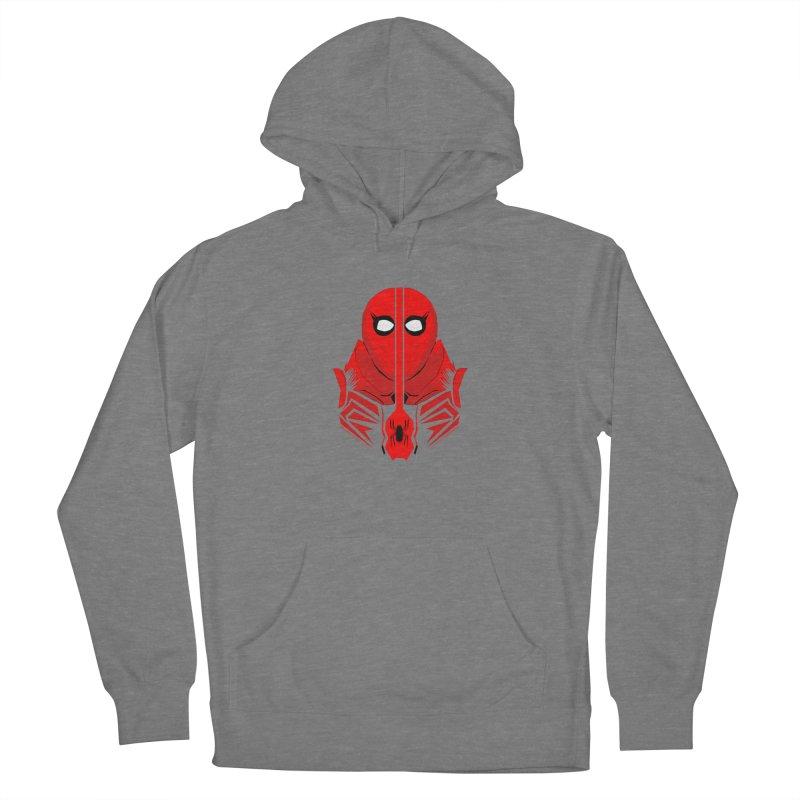 Spider-Man - Homecoming  Women's Pullover Hoody by TheImaginativeHobbyist's Artist Shop
