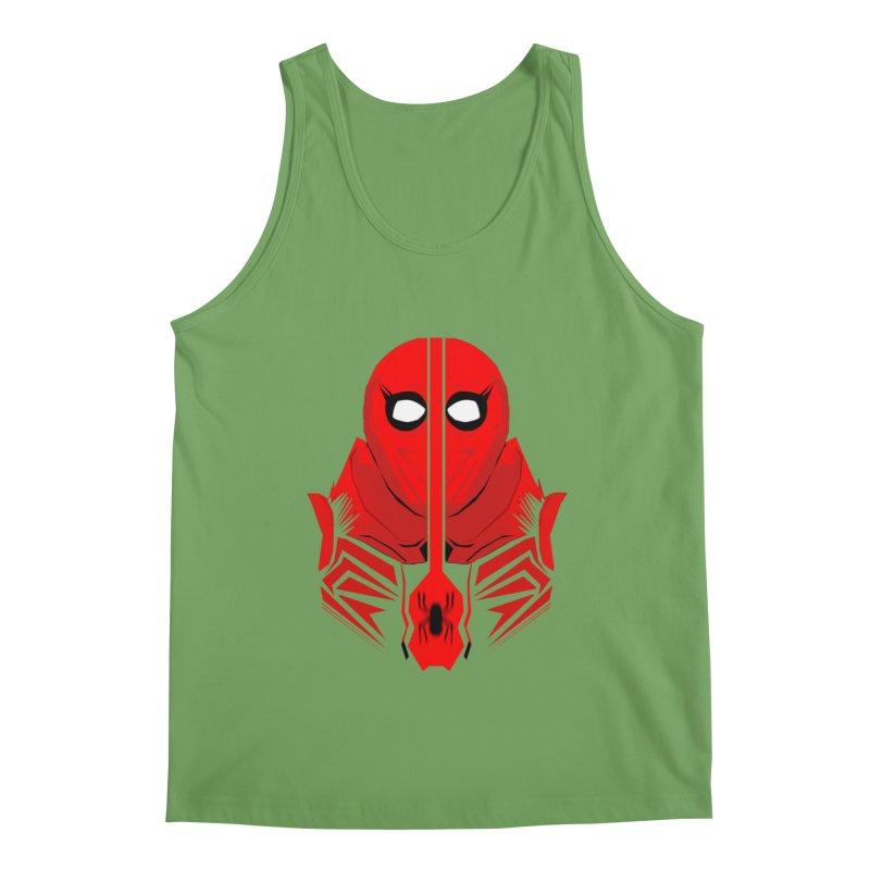 Spider-Man - Homecoming  Men's Tank by TheImaginativeHobbyist's Artist Shop