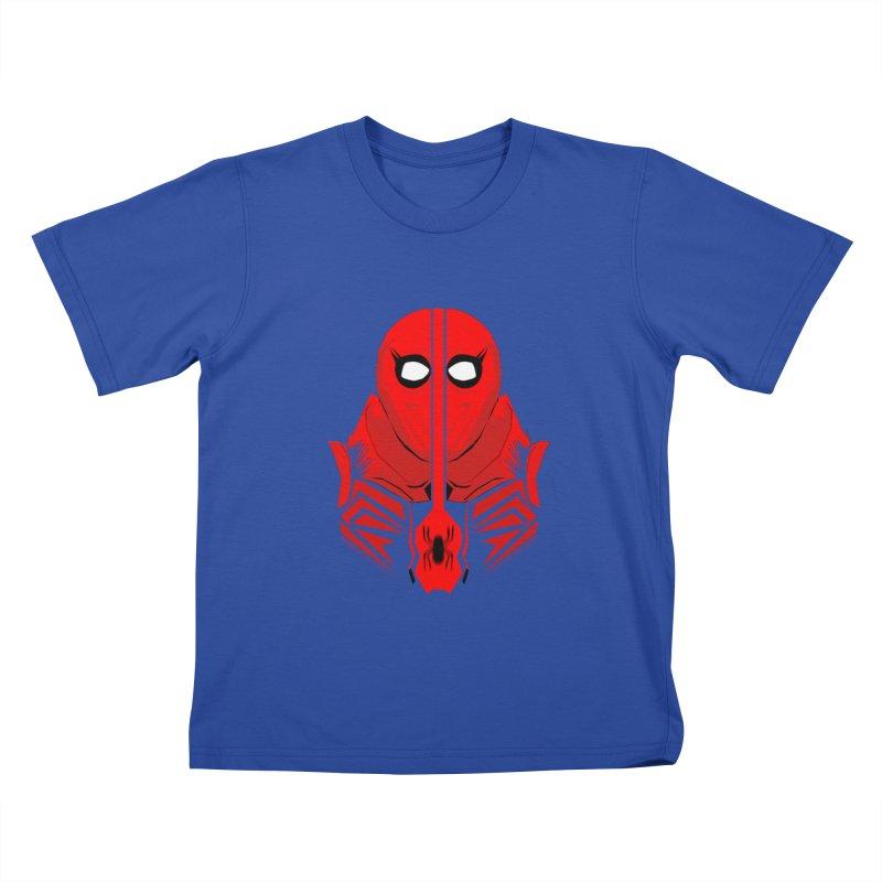 Spider-Man - Homecoming  Kids T-Shirt by TheImaginativeHobbyist's Artist Shop