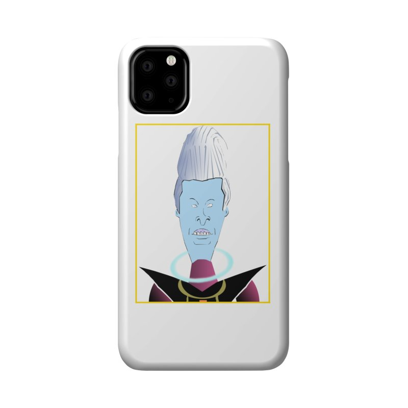 Whis-Head Accessories Phone Case by TheImaginativeHobbyist's Artist Shop