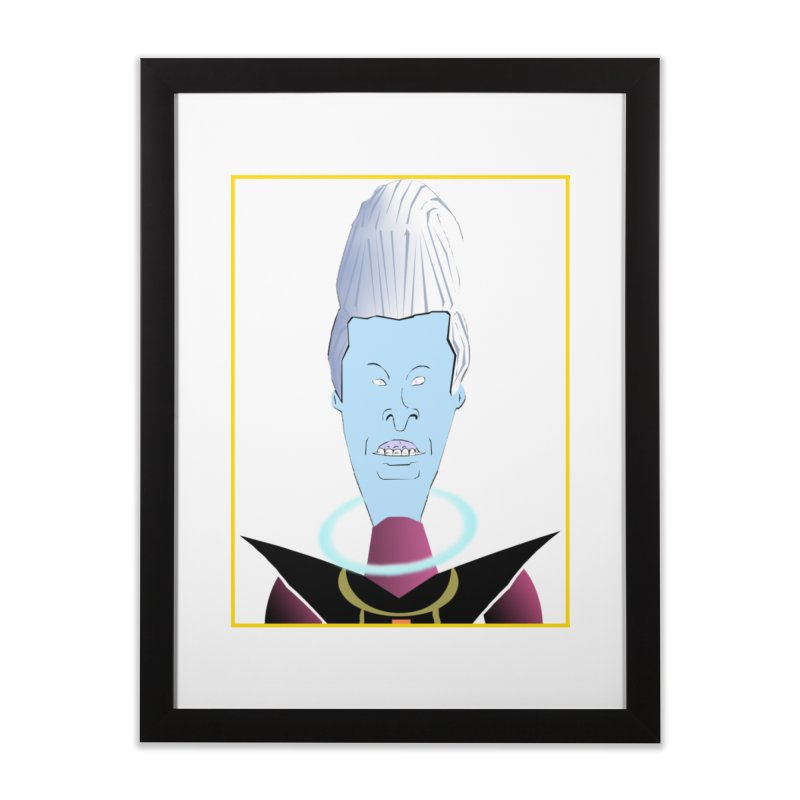 Whis-Head Home Framed Fine Art Print by TheImaginativeHobbyist's Artist Shop