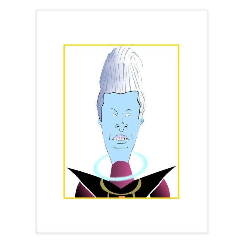 Whis-Head Home Fine Art Print by TheImaginativeHobbyist's Artist Shop