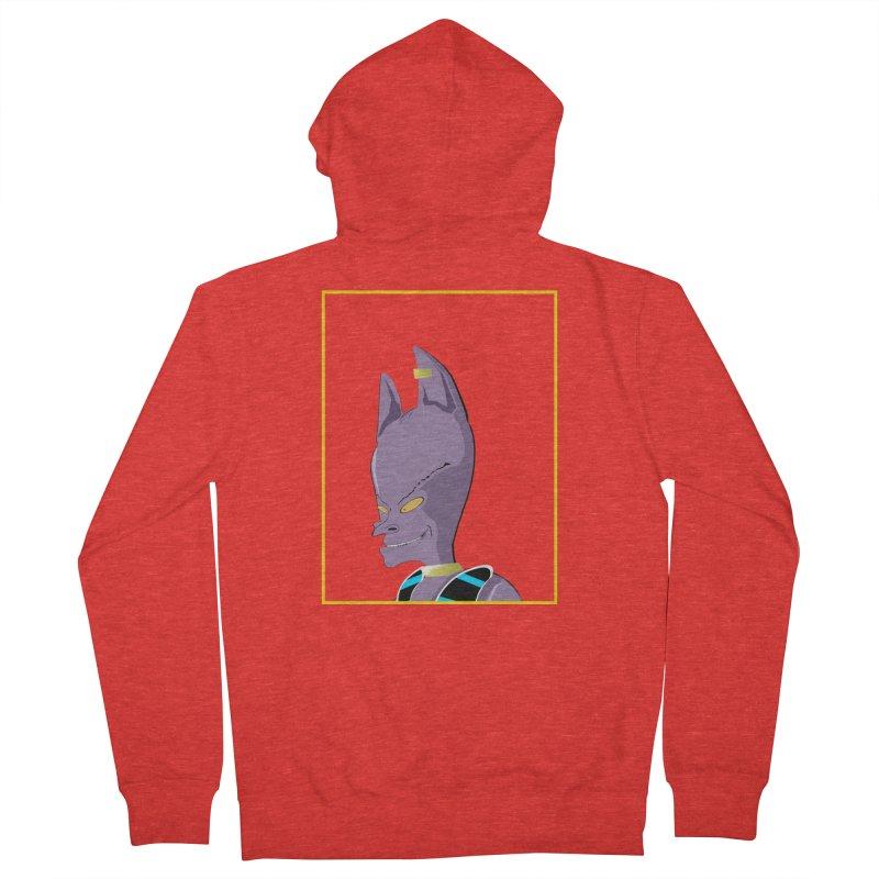 Lord Beavis Men's Zip-Up Hoody by TheImaginativeHobbyist's Artist Shop