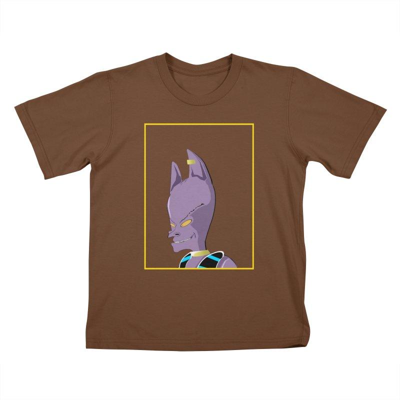 Lord Beavis Kids T-Shirt by TheImaginativeHobbyist's Artist Shop