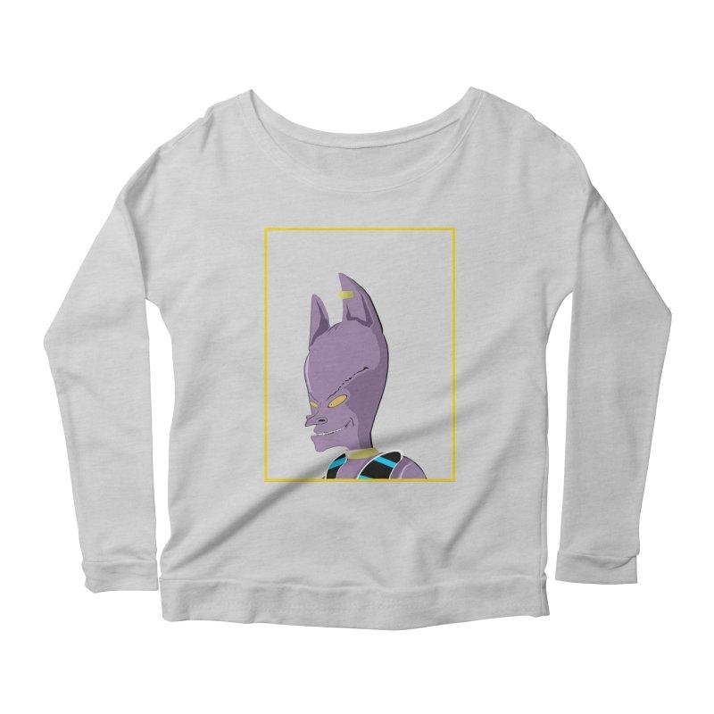 Lord Beavis Women's Scoop Neck Longsleeve T-Shirt by TheImaginativeHobbyist's Artist Shop