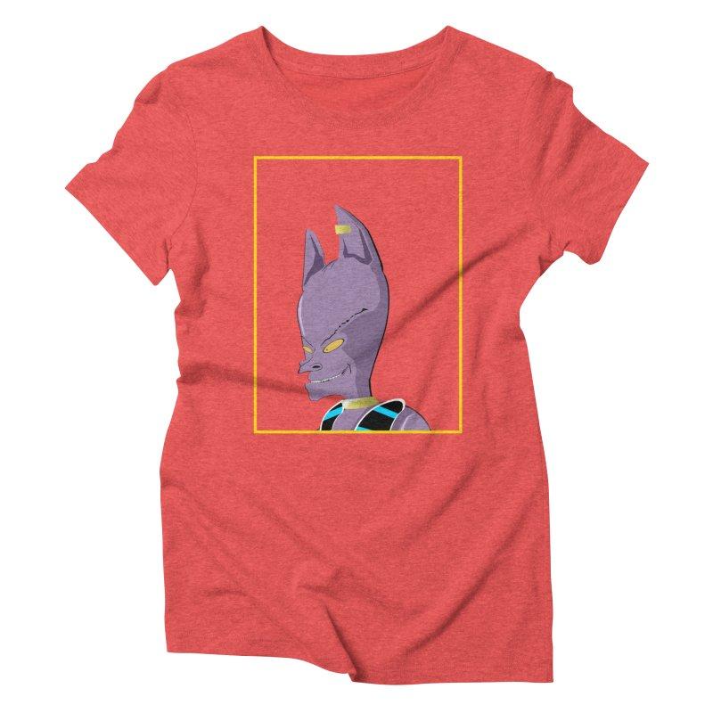 Lord Beavis Women's Triblend T-Shirt by TheImaginativeHobbyist's Artist Shop