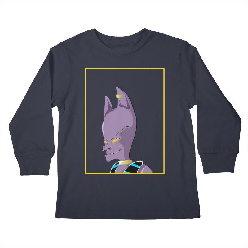 Lord Beavis Kids Longsleeve T-Shirt by TheImaginativeHobbyist's Artist Shop