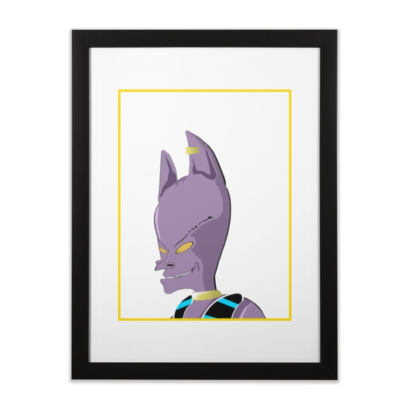 Lord Beavis Home Framed Fine Art Print by TheImaginativeHobbyist's Artist Shop