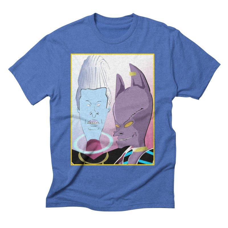 Lord Beavis and Whis-Head Men's T-Shirt by TheImaginativeHobbyist's Artist Shop