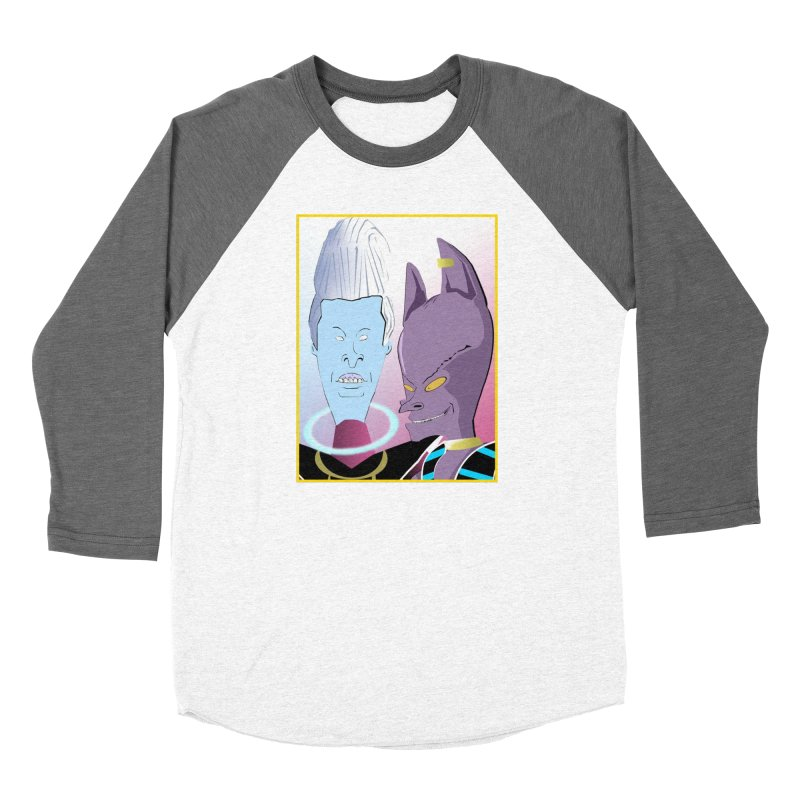 Lord Beavis and Whis-Head Women's Longsleeve T-Shirt by TheImaginativeHobbyist's Artist Shop