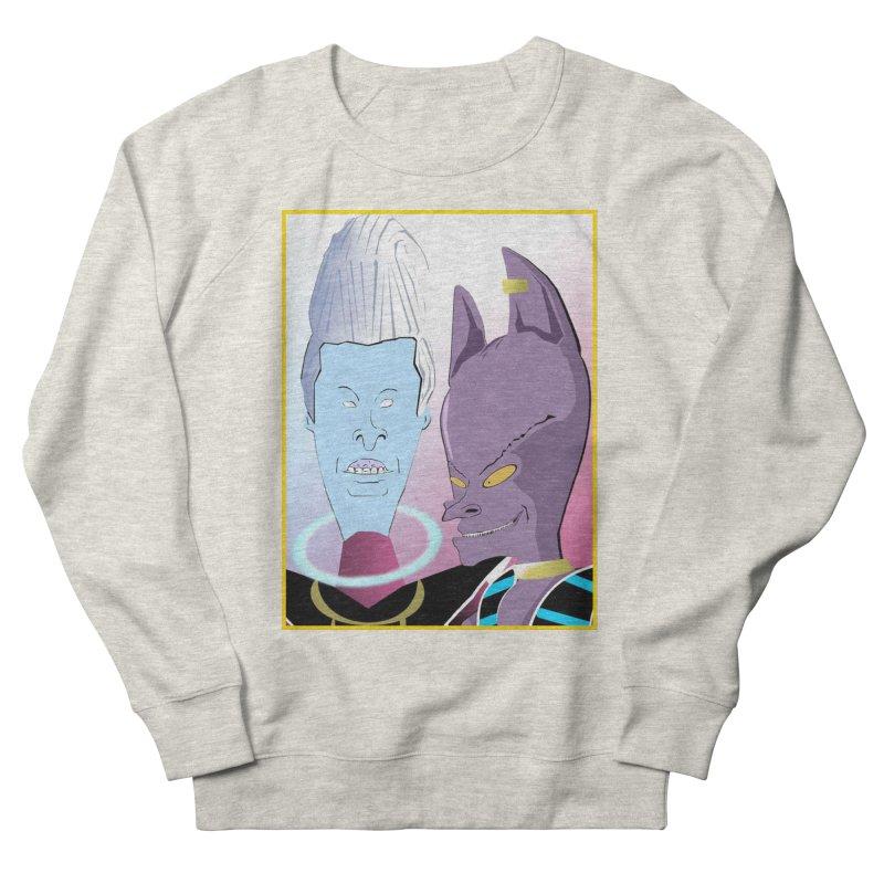 Lord Beavis and Whis-Head Women's Sweatshirt by TheImaginativeHobbyist's Artist Shop