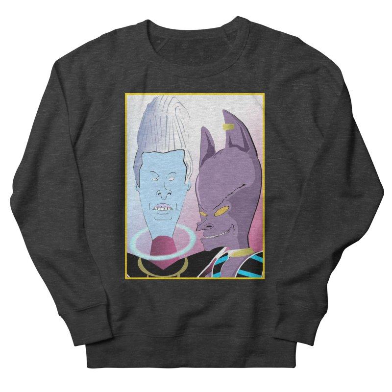 Lord Beavis and Whis-Head Men's Sweatshirt by TheImaginativeHobbyist's Artist Shop