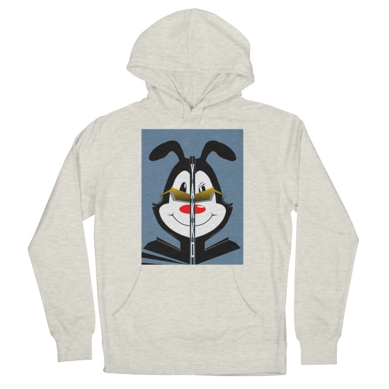 Yakko  Men's French Terry Pullover Hoody by TheImaginativeHobbyist's Artist Shop