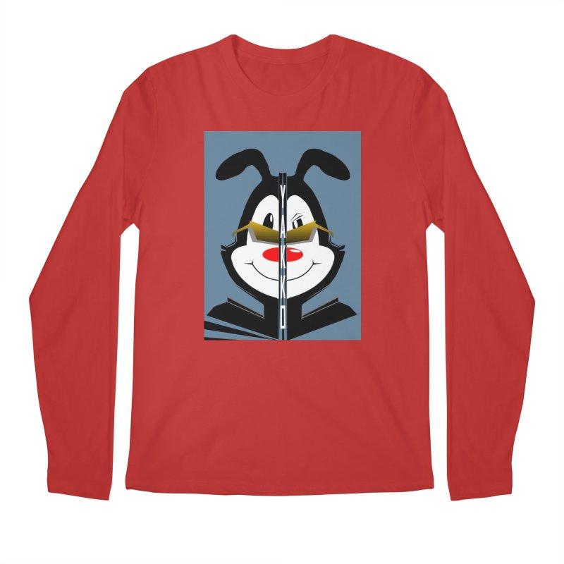 Yakko  Men's Regular Longsleeve T-Shirt by TheImaginativeHobbyist's Artist Shop