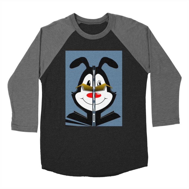 Yakko  Women's Baseball Triblend Longsleeve T-Shirt by TheImaginativeHobbyist's Artist Shop