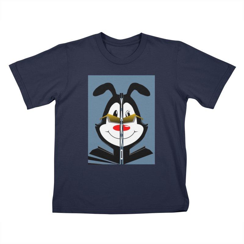 Yakko  Kids T-Shirt by TheImaginativeHobbyist's Artist Shop