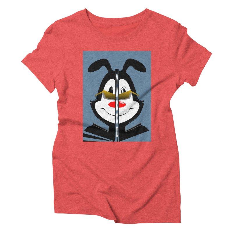 Yakko  Women's Triblend T-Shirt by TheImaginativeHobbyist's Artist Shop