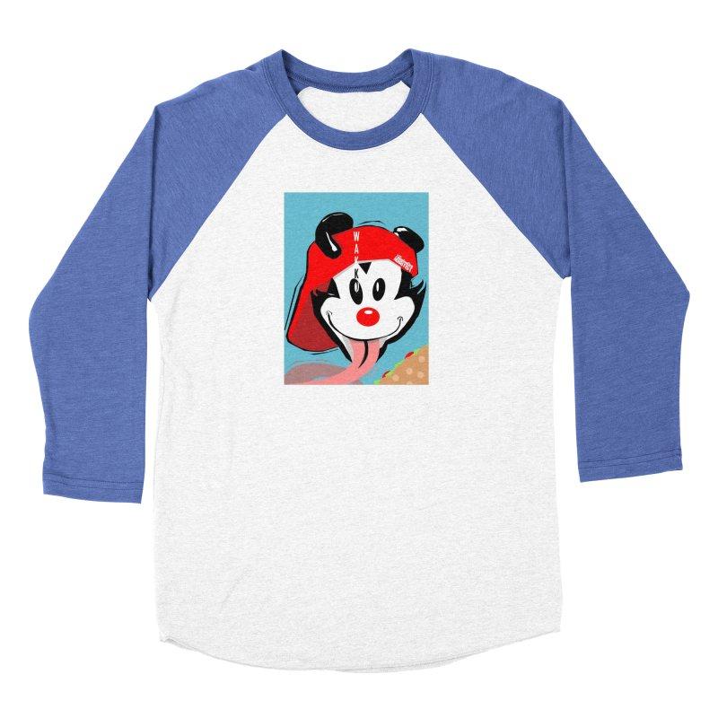 Wakko Women's Longsleeve T-Shirt by TheImaginativeHobbyist's Artist Shop