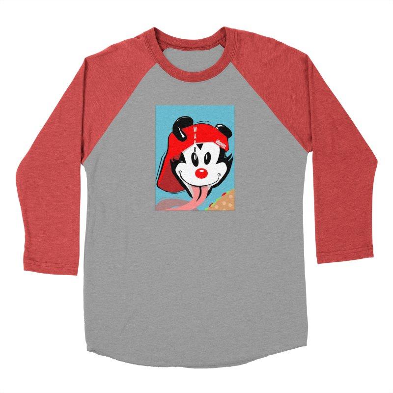 Wakko Men's Longsleeve T-Shirt by TheImaginativeHobbyist's Artist Shop