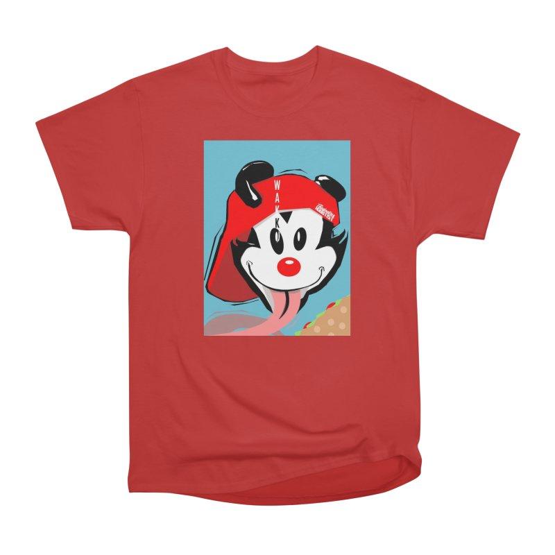 Wakko Women's Heavyweight Unisex T-Shirt by TheImaginativeHobbyist's Artist Shop