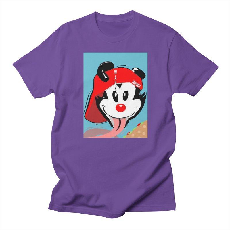 Wakko Men's T-Shirt by TheImaginativeHobbyist's Artist Shop