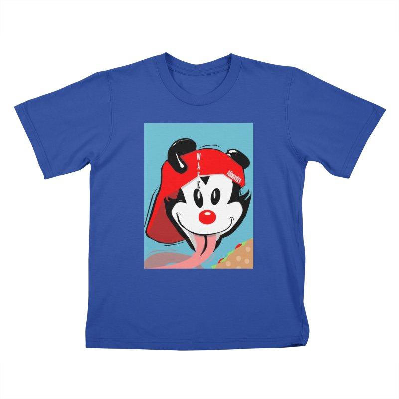 Wakko Kids T-Shirt by TheImaginativeHobbyist's Artist Shop
