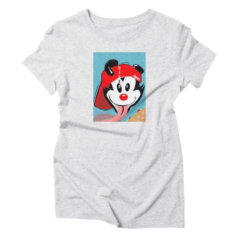 Wakko Women's T-Shirt by TheImaginativeHobbyist's Artist Shop
