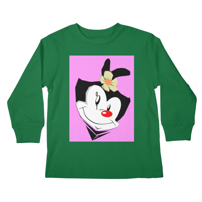Dot Kids Longsleeve T-Shirt by TheImaginativeHobbyist's Artist Shop