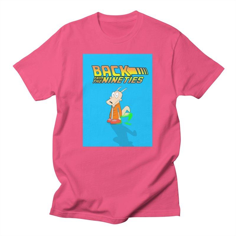 Back From The Nineties  Women's T-Shirt by TheImaginativeHobbyist's Artist Shop
