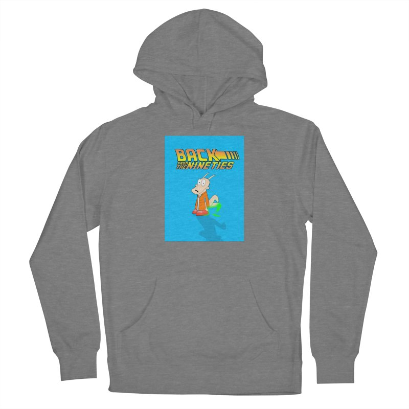 Back From The Nineties  Women's Pullover Hoody by TheImaginativeHobbyist's Artist Shop