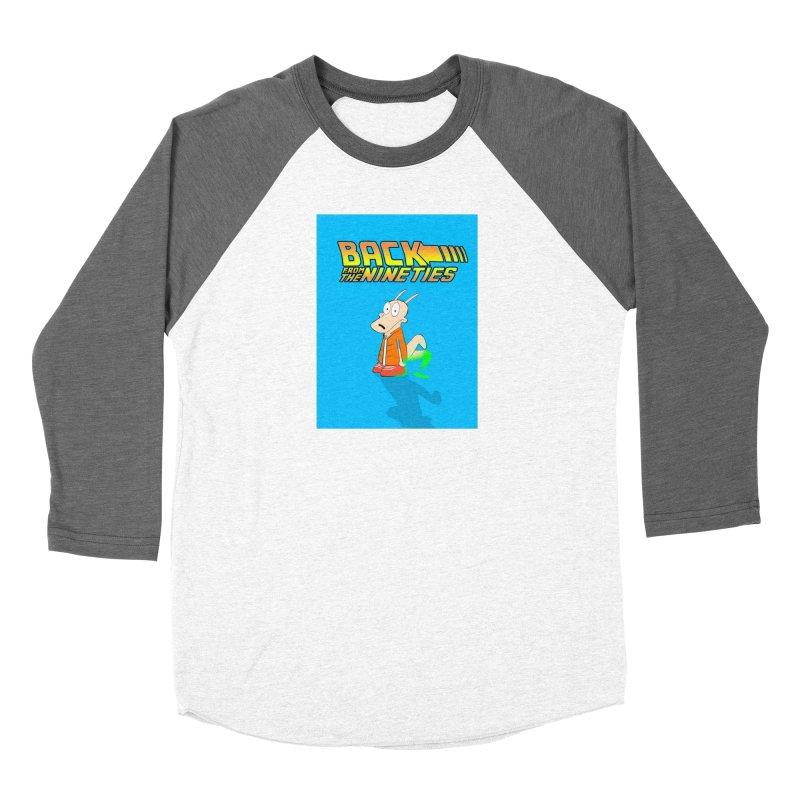 Back From The Nineties  Women's Longsleeve T-Shirt by TheImaginativeHobbyist's Artist Shop