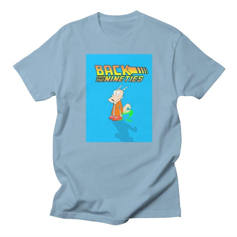 Back From The Nineties  Men's T-Shirt by TheImaginativeHobbyist's Artist Shop