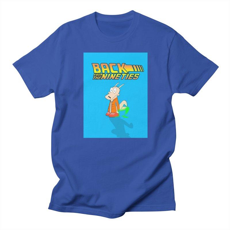 Back From The Nineties  Women's Regular Unisex T-Shirt by TheImaginativeHobbyist's Artist Shop