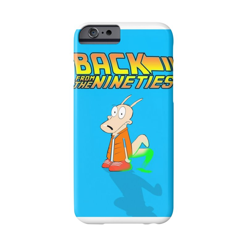 Back From The Nineties  Accessories Phone Case by TheImaginativeHobbyist's Artist Shop