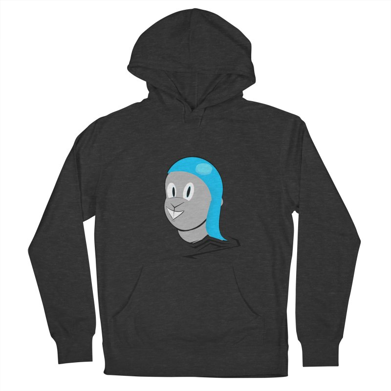 Rocky Women's French Terry Pullover Hoody by TheImaginativeHobbyist's Artist Shop