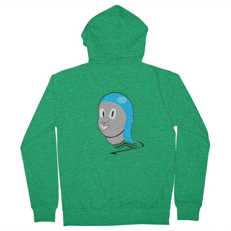 Rocky Men's Zip-Up Hoody by TheImaginativeHobbyist's Artist Shop