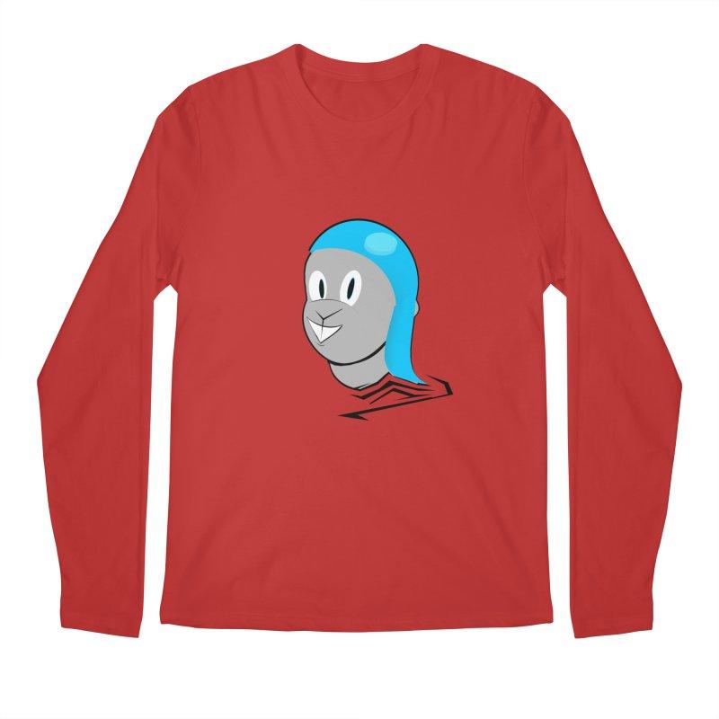 Rocky Men's Regular Longsleeve T-Shirt by TheImaginativeHobbyist's Artist Shop