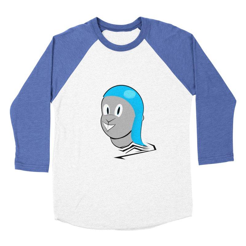 Rocky Women's Baseball Triblend Longsleeve T-Shirt by TheImaginativeHobbyist's Artist Shop