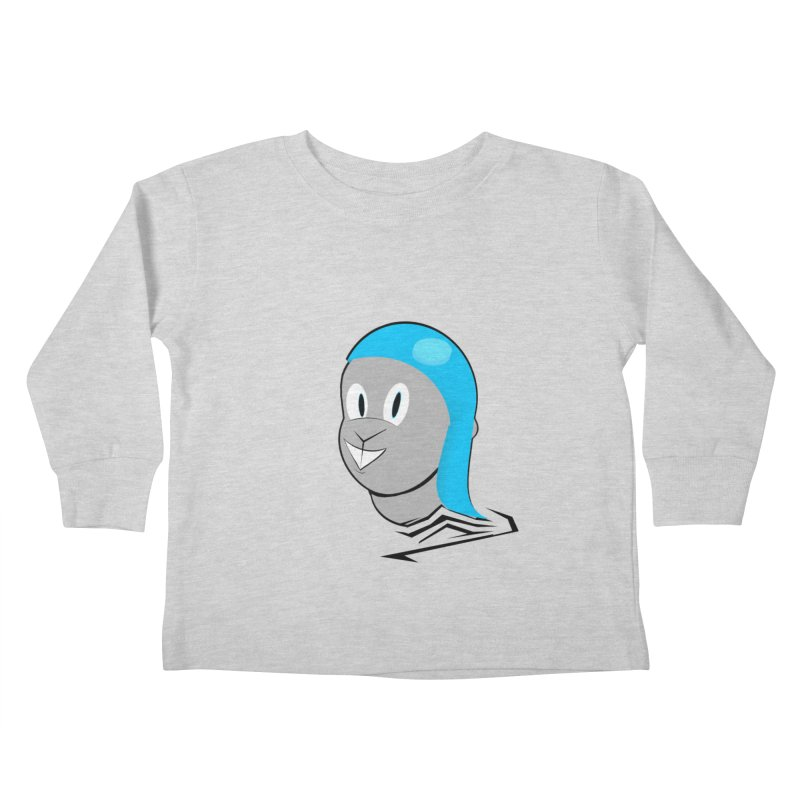 Rocky Kids Toddler Longsleeve T-Shirt by TheImaginativeHobbyist's Artist Shop
