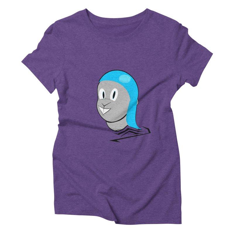 Rocky Women's Triblend T-Shirt by TheImaginativeHobbyist's Artist Shop