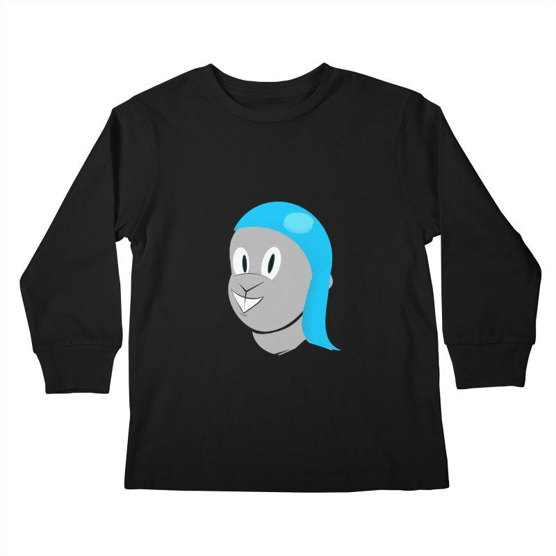 Rocky Kids Longsleeve T-Shirt by TheImaginativeHobbyist's Artist Shop