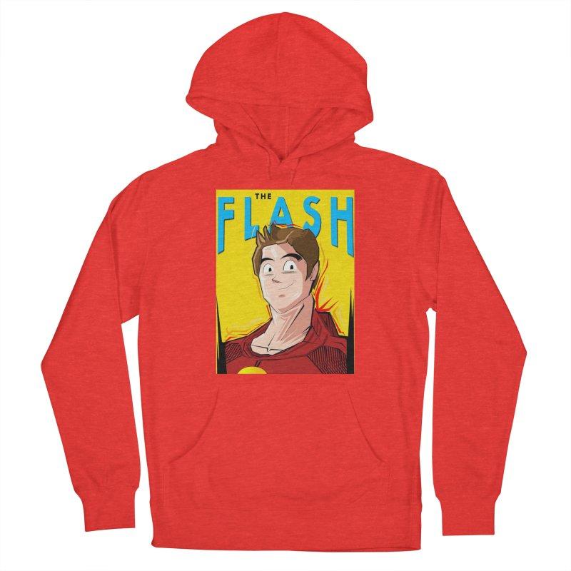 Dragonball Flash  Men's Pullover Hoody by TheImaginativeHobbyist's Artist Shop