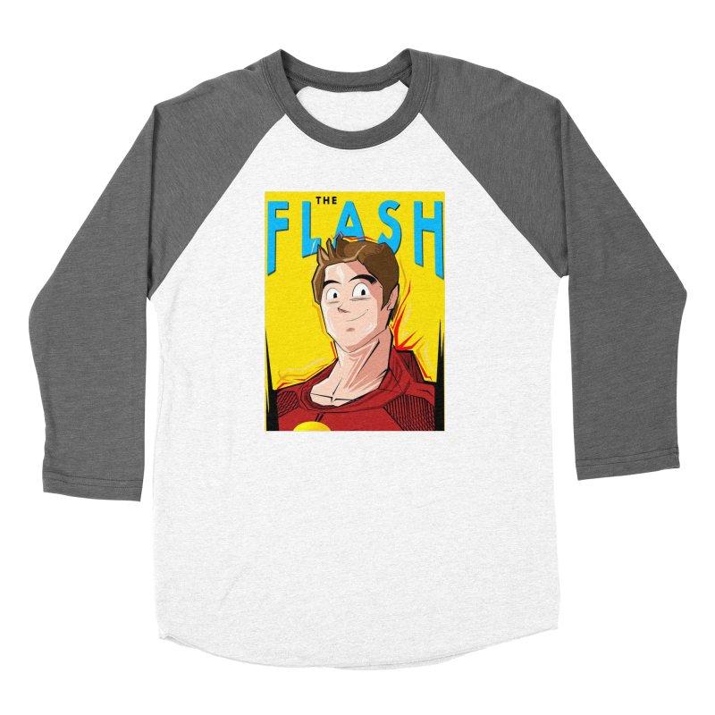 Dragonball Flash  Women's Longsleeve T-Shirt by TheImaginativeHobbyist's Artist Shop