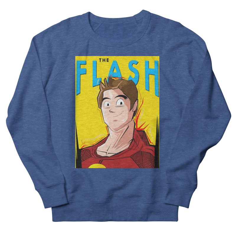 Dragonball Flash  Men's Sweatshirt by TheImaginativeHobbyist's Artist Shop