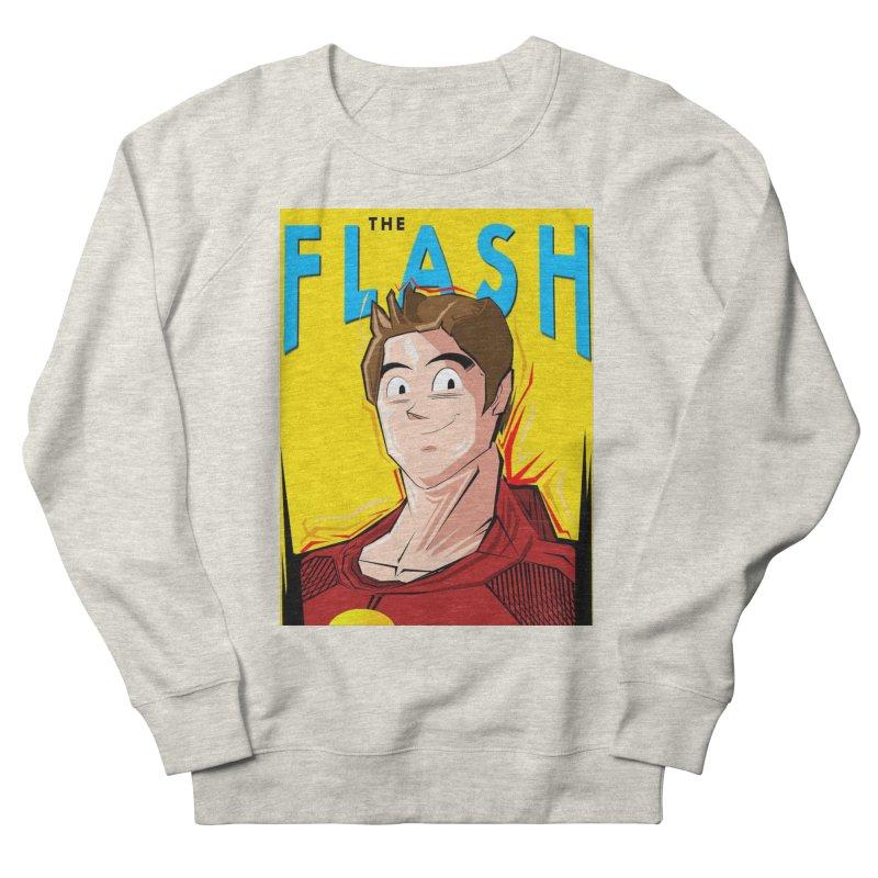 Dragonball Flash  Men's French Terry Sweatshirt by TheImaginativeHobbyist's Artist Shop